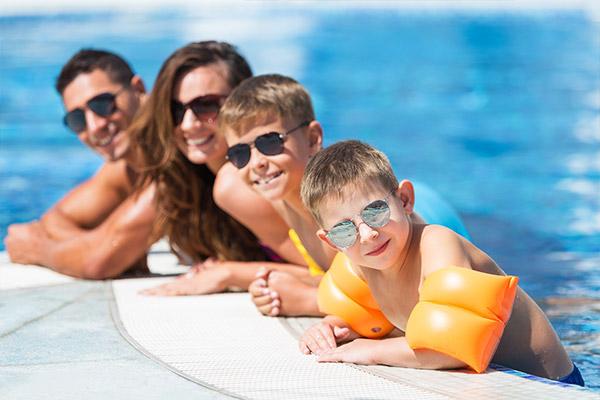 Страхование детей на отдыхе
